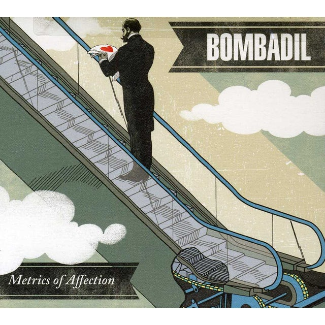 Bombadil METRICS OF AFFECTION CD