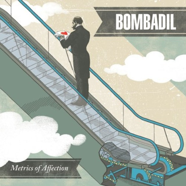 Bombadil METRICS OF AFFECTION Vinyl Record