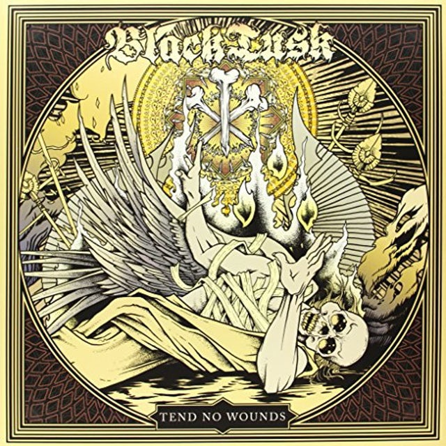 Black Tusk TEND NO WOUNDS Vinyl Record