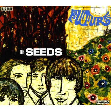 The Seeds FUTURE CD