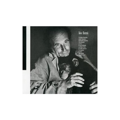 Leo Ferre LA LANGUE FRANCAISE CD