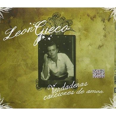 Leon Gieco VERDADERAS CANCIONES DE AMOR CD