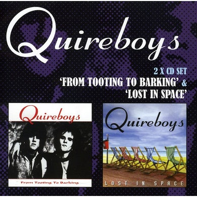 Quireboys CD