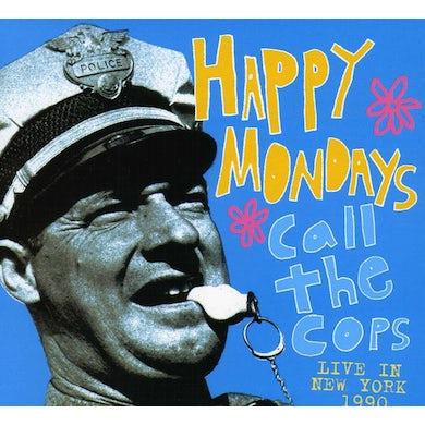 Happy Mondays CALL THE COPS CD