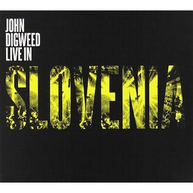 John Digweed LIVE IN SLOVENIA CD