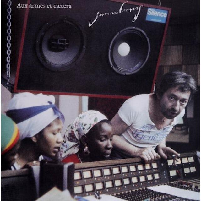 Serge Gainsbourg AUX ARMES ET CAETERA Vinyl Record - 180 Gram Pressing