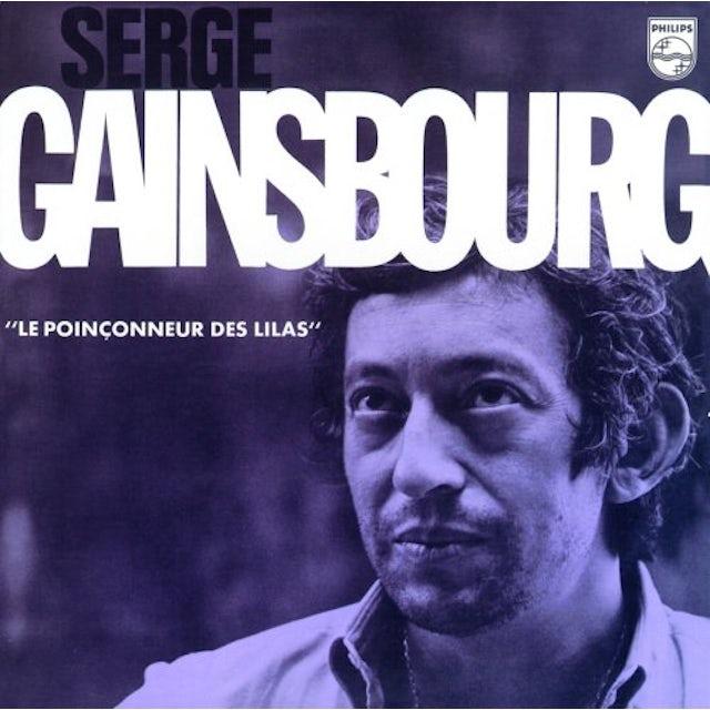 Serge Gainsbourg LE POINCONNEUR DES LILAS Vinyl Record