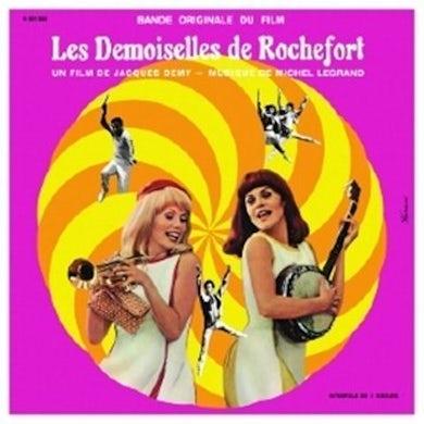 Michel Legrand LES DEMOISELLES DE ROCHEFORT Vinyl Record