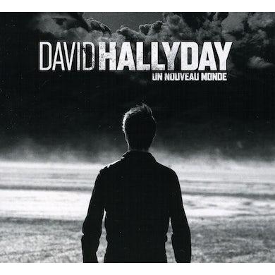 David hallyday UN NOUVEAU MONDE CD