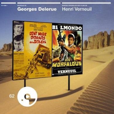 Georges Delerue 100,000 DOLLARS / LES MORFALOUS CD