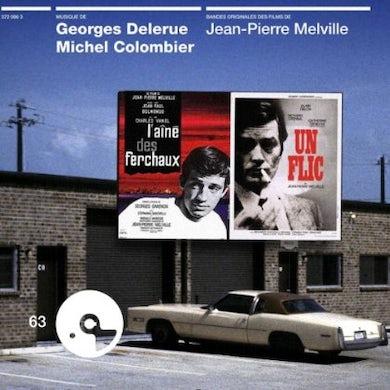 Georges Delerue JP MELVILLE / L' AINE DES FERCHAUX CD