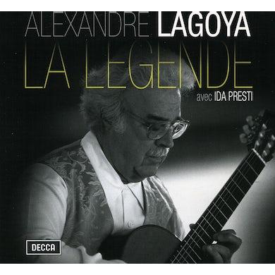 Alexandre Lagoya LAGOYA: LA LEGENDE CD