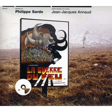 Philippe Sarde LA GUERRE DU FEU CD