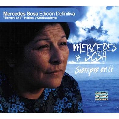 Mercedes Sosa SIEMPRE EN TI 3 CD