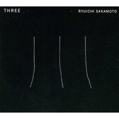 Ryuichi Sakamoto THREE CD
