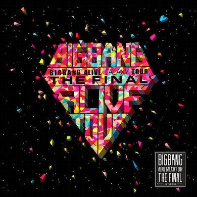 2013 BIGBANG ALIVE GALAXY TOUR LIVE CD