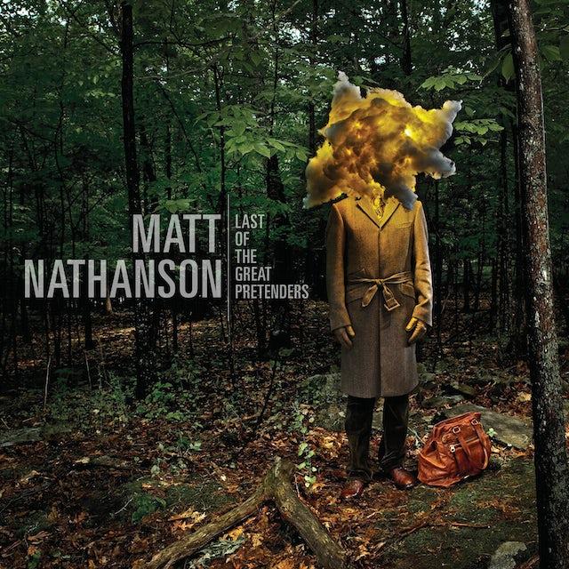 Matt Nathanson LAST OF THE GREAT PRETENDERS CD