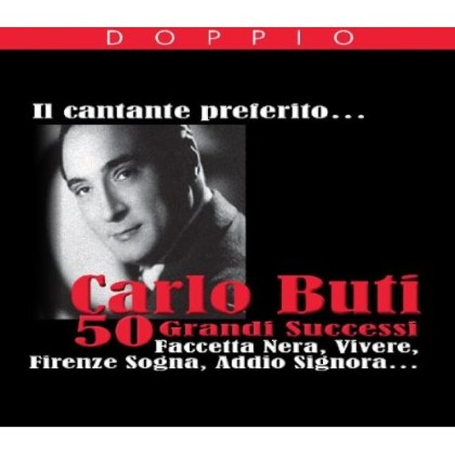 Carlo Buti I 50 GRANDI SUCCESSI CD