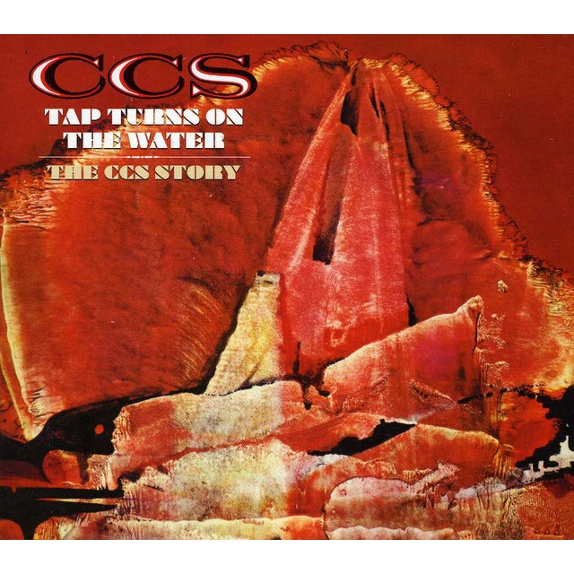 CCS TAP TURNS ON THE WATER: C.C.S. STORY CD