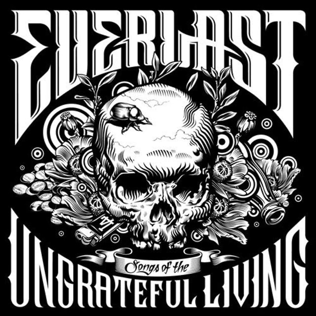 Everlast SONGS OF THE UNGRATEFUL LIVING Vinyl Record