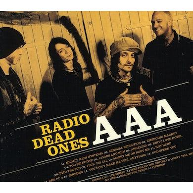 Radio Dead Ones AAA CD