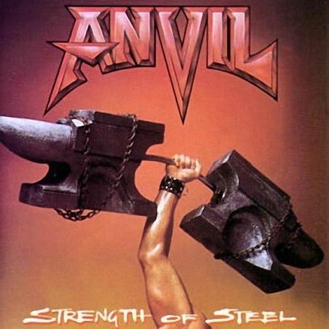 Anvil STRENGTH OF STEEL Vinyl Record
