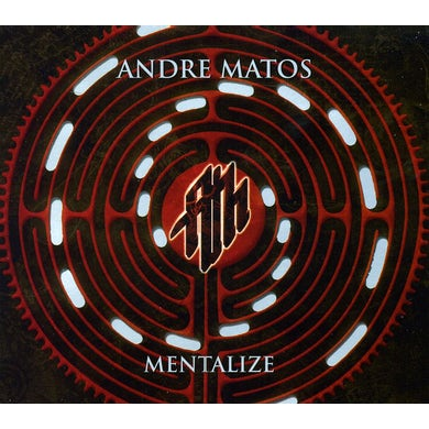 Andre Matos MENTALIZE CD