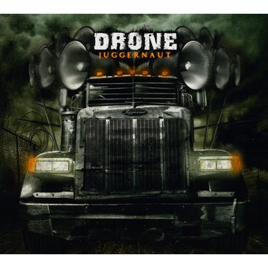 Drone JUGGERNAUT CD