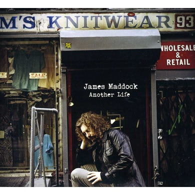 James Maddock ANOTHER LIFE CD