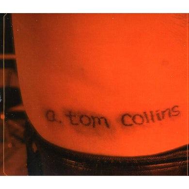 Tom Collins STICK & POKE CD