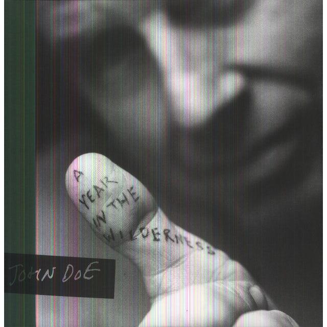 John Doe YEAR IN THE WILDERNESS Vinyl Record