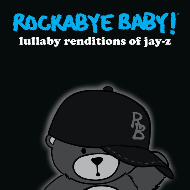 Rockabye Baby LULLABY RENDITIONS OF JAY-Z CD