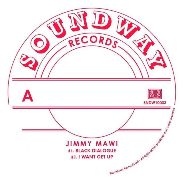 Jimmy Mawi Vinyl Record
