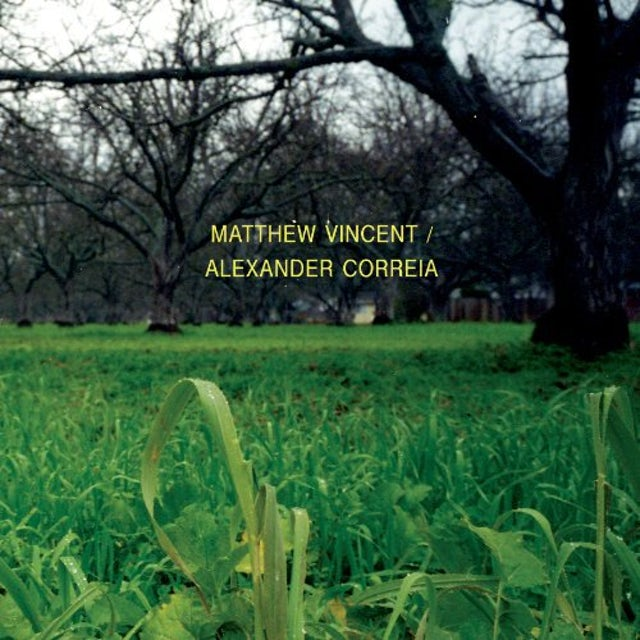 Matthew Vincent / Alexander Correia SPLIT Vinyl Record
