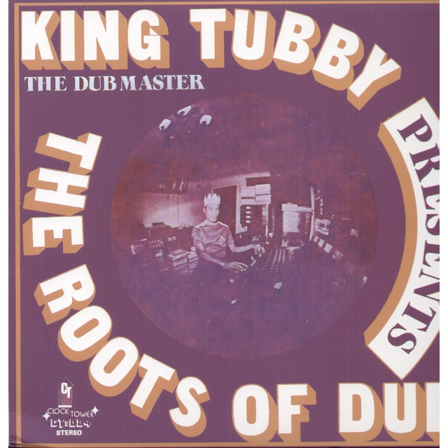 King Tubby ROOTS OF DUB Vinyl Record