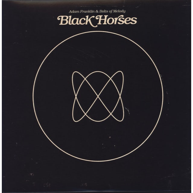 Adam / Bolts Of Melody Franklin BLACK HORSES Vinyl Record