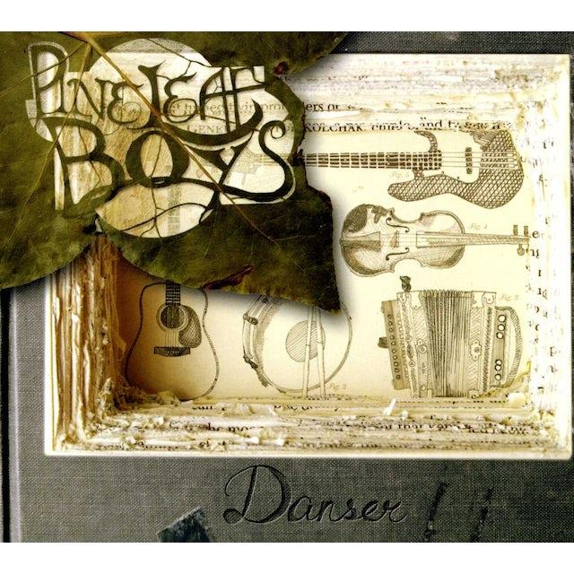 Pine Leaf Boys DANSER CD
