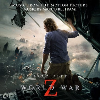 Marco Beltrami WORLD WAR Z (SCORE) / Original Soundtrack Vinyl Record