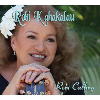 Robi Kahakalau ROBI CALLING CD