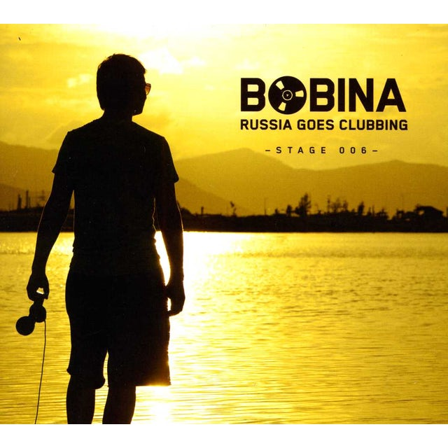 Bobina RUSSIA GOES CLUBBING CD