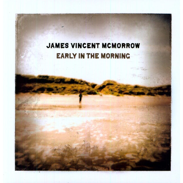 James Vincent Mcmorrow EARLY IN THE MORNING Vinyl Record - UK Release