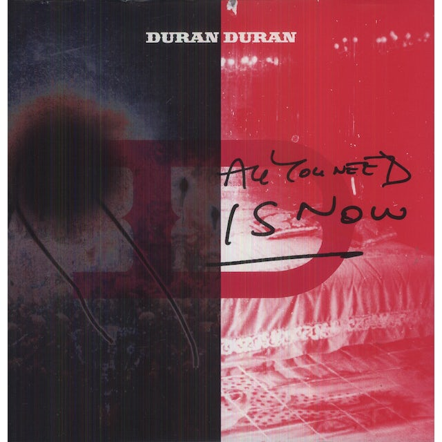 Duran Duran ALL YOU NEED IS NOW Vinyl Record