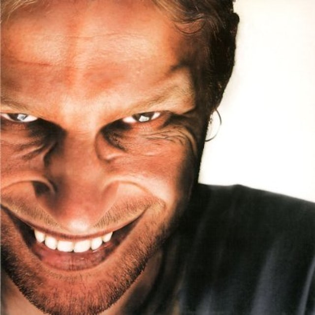 Aphex Twin RICHARD D. JAMES ALBUM Vinyl Record