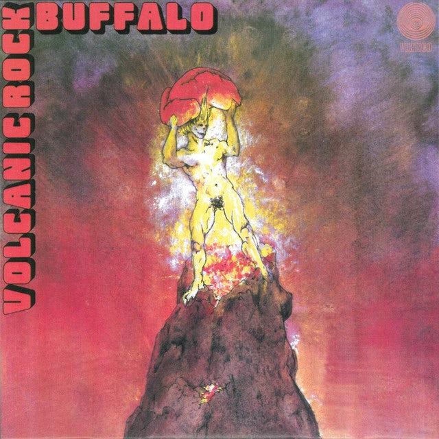 Buffalo VOLCANIC ROCK Vinyl Record