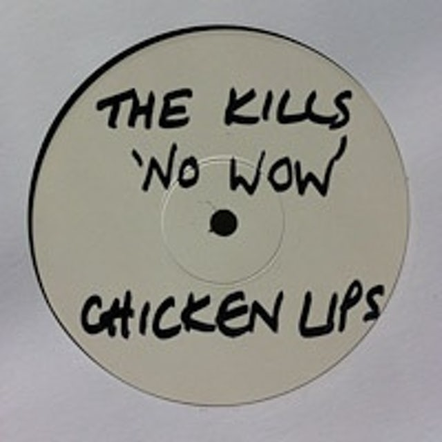 The Kills NO WOW Vinyl Record