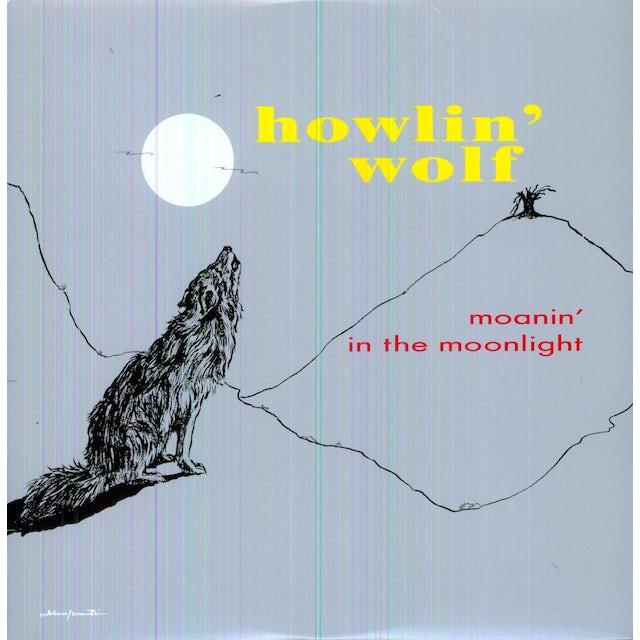 Howlin' Wolf MOANIN IN THE MIDNIGHT (Vinyl)