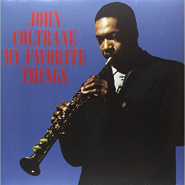 John Coltrane MY FAVORITE THINGS (Vinyl)