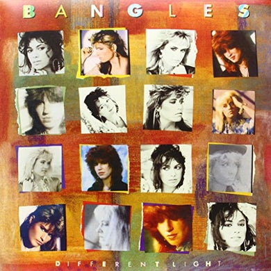 The Bangles DIFFERENT LIGHT Vinyl Record