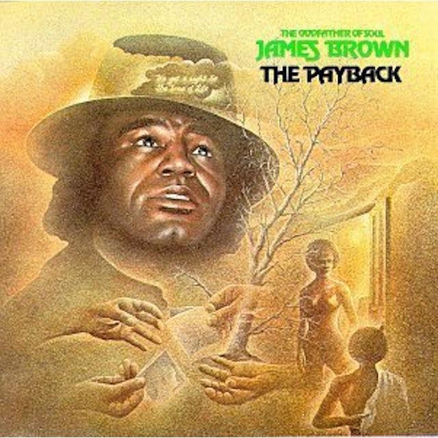 James Brown PAYBACK Vinyl Record