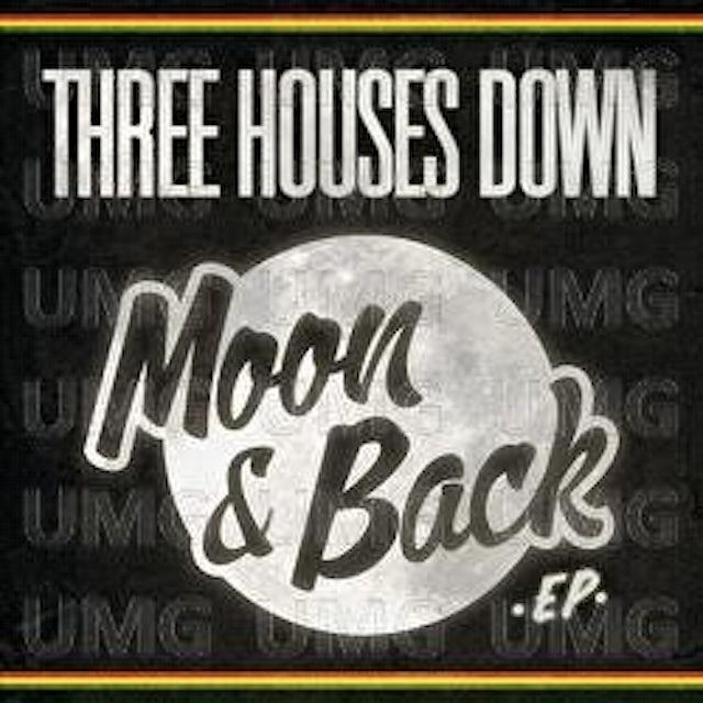 Three Houses Down MOON & BACK CD